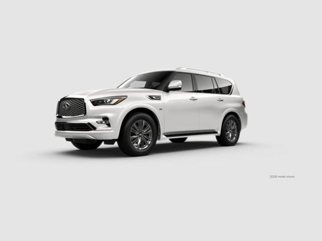 New 2019 INFINITI QX80 LUXE 4WD
