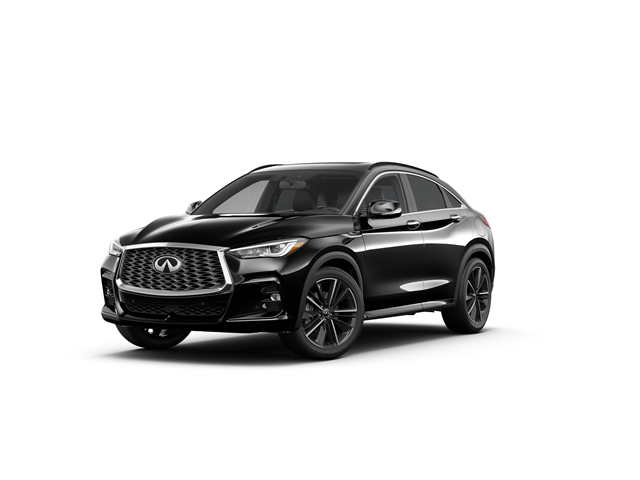 2022 INFINITI QX55 ESSENTIAL ESSENTIAL AWD Intercooled Turbo Premium Unleaded I-4 2.0 L/120 [1]