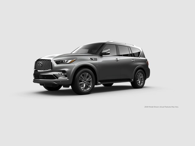 2020 INFINITI QX80 LUXE LUXE AWD Premium Unleaded V-8 5.6 L/339 [3]
