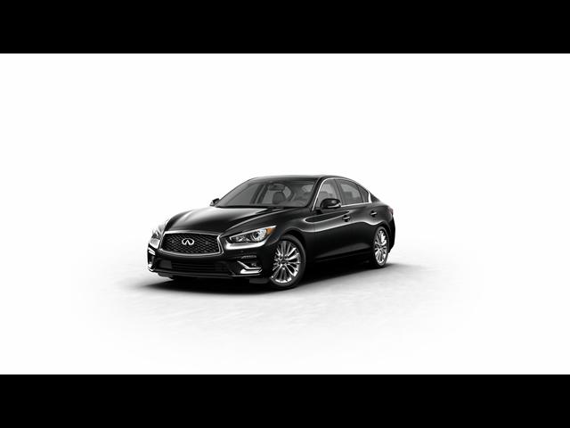 2022 INFINITI Q50 LUXE LUXE RWD Twin Turbo Premium Unleaded V-6 3.0 L/183 [0]