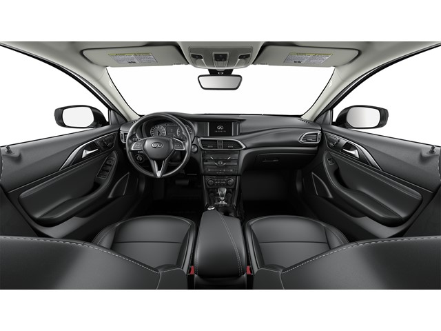 2018 INFINITI QX30 Luxury Luxury AWD Intercooled Turbo Premium Unleaded I-4 2.0 L/121 [4]