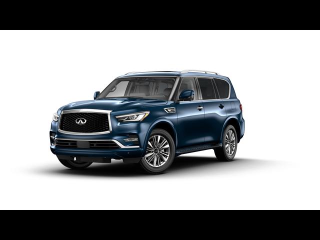2022 INFINITI QX80 LUXE LUXE AWD Premium Unleaded V-8 5.6 L/339 [9]
