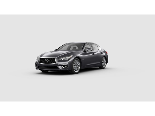 2020 INFINITI Q50 3.0t LUXE 3.0t LUXE RWD Twin Turbo Premium Unleaded V-6 3.0 L/183 [7]