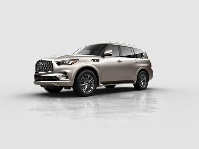 2018 INFINITI QX80 AWD