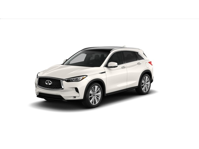 2021 INFINITI QX50 SENSORY SENSORY FWD Intercooled Turbo Premium Unleaded I-4 2.0 L/121 [1]