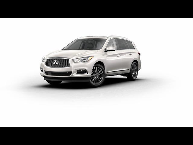 2020 INFINITI QX60 SIGNATURE EDITION SIGNATURE EDITION FWD Premium Unleaded V-6 3.5 L/213 [4]