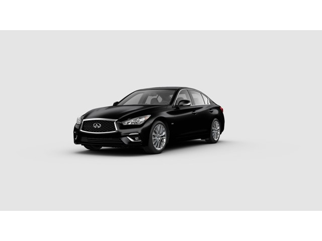 2020 INFINITI Q50 3.0t LUXE 3.0t LUXE RWD Twin Turbo Premium Unleaded V-6 3.0 L/183 [8]