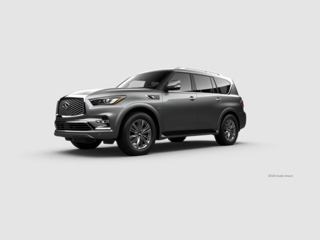 2019 INFINITI QX80 LUXE LUXE AWD Premium Unleaded V-8 5.6 L/339 [17]