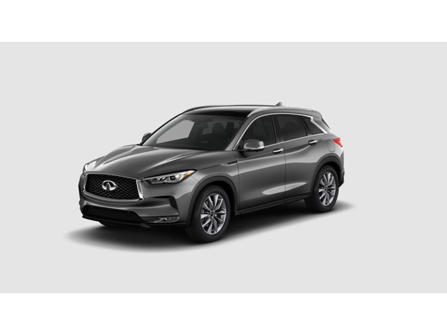 2021 INFINITI QX50 ESSENTIAL ESSENTIAL AWD Intercooled Turbo Premium Unleaded I-4 2.0 L/121 [1]