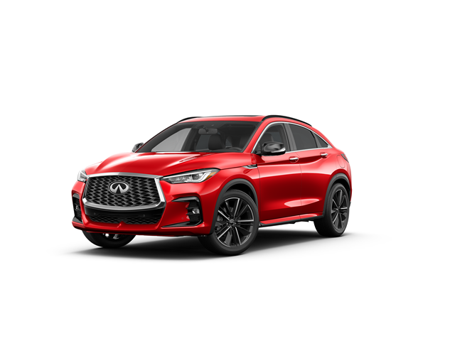2022 INFINITI QX55 ESSENTIAL ESSENTIAL AWD Intercooled Turbo Premium Unleaded I-4 2.0 L/120 [3]
