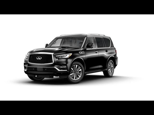 2022 INFINITI QX80 LUXE LUXE AWD Premium Unleaded V-8 5.6 L/339 [1]