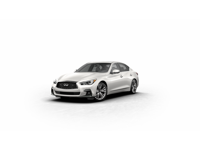 2022 INFINITI Q50 SENSORY SENSORY AWD Twin Turbo Premium Unleaded V-6 3.0 L/183 [1]
