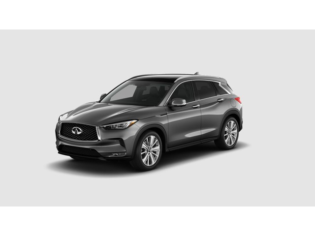 2020 INFINITI QX50 SENSORY SENSORY AWD Intercooled Turbo Premium Unleaded I-4 2.0 L/121 [1]