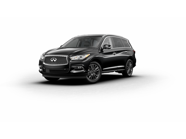 2020 INFINITI QX60 SIGNATURE EDITION SIGNATURE EDITION AWD Premium Unleaded V-6 3.5 L/213 [0]