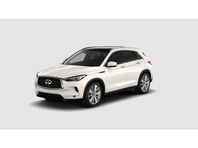 2020 INFINITI QX50 SENSORY SENSORY AWD Intercooled Turbo Premium Unleaded I-4 2.0 L/121 [6]