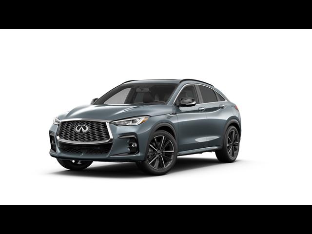 2022 INFINITI QX55 ESSENTIAL ESSENTIAL AWD Intercooled Turbo Premium Unleaded I-4 2.0 L/120 [4]
