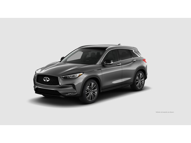 2020 INFINITI QX50 ESSENTIAL ESSENTIAL AWD Intercooled Turbo Premium Unleaded I-4 2.0 L/121 [8]