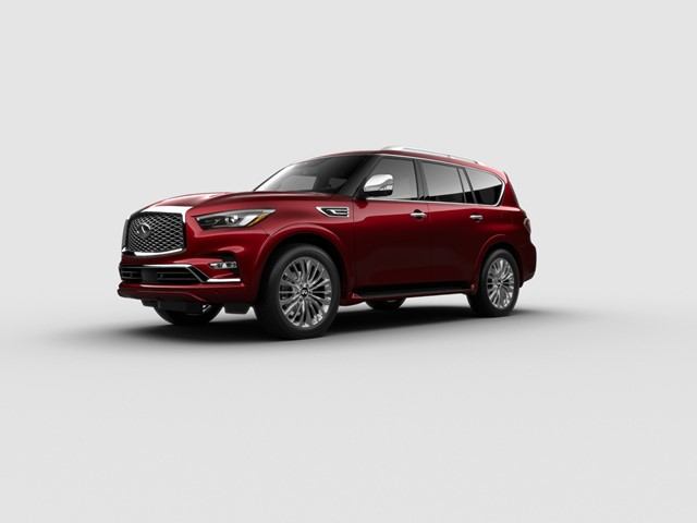 2021 INFINITI QX80 SENSORY SENSORY AWD Premium Unleaded V-8 5.6 L/339 [1]
