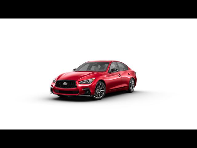 2021 INFINITI Q50 RED SPORT 400 RED SPORT 400 RWD Twin Turbo Premium Unleaded V-6 3.0 L/183 [2]