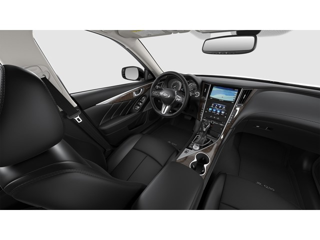 2018 INFINITI Q50 Hybrid LUXE 8
