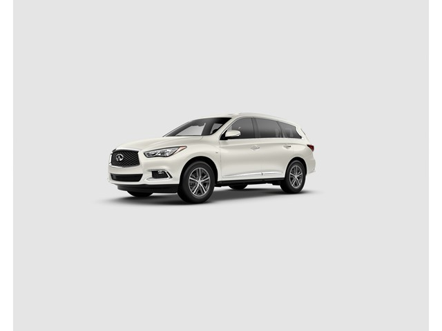 2019 INFINITI QX60 LUXE 2019.5 LUXE AWD Premium Unleaded V-6 3.5 L/213 [2]