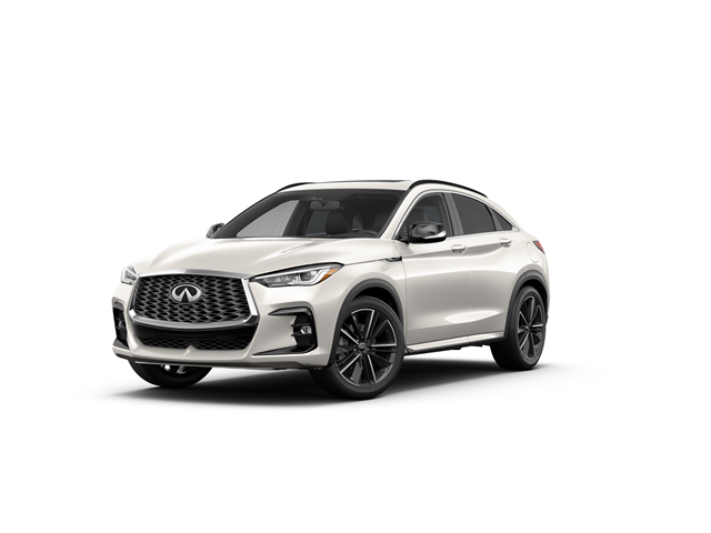 2022 INFINITI QX55 LUXE LUXE AWD Intercooled Turbo Premium Unleaded I-4 2.0 L/120 [5]