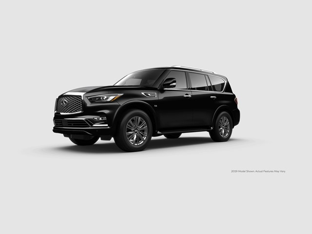 2020 INFINITI QX80 LUXE LUXE AWD Premium Unleaded V-8 5.6 L/339 [0]