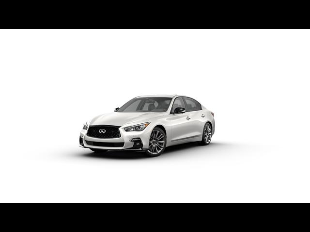 2021 INFINITI Q50 Red Sport 400  Twin Turbo Premium Unleaded V-6 3.0 L/183 [4]
