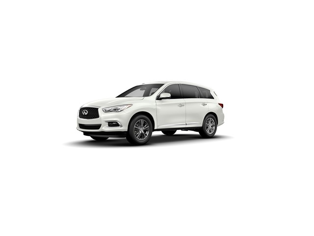 2018 INFINITI QX60 Base AWD Premium Unleaded V-6 3.5 L/213 [2]
