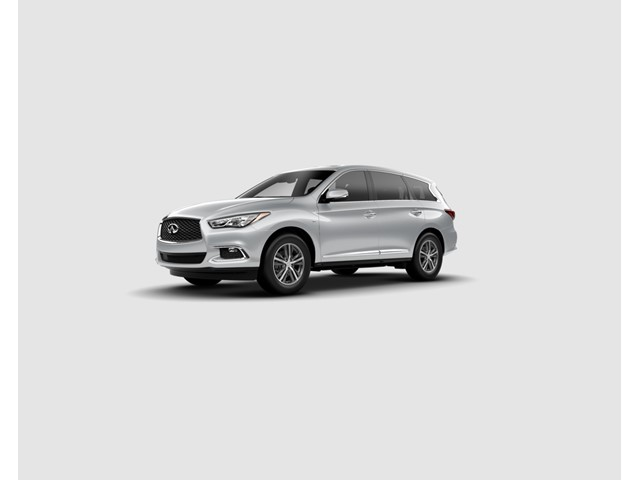 2020 INFINITI QX60 PURE PURE FWD Premium Unleaded V-6 3.5 L/213 [2]