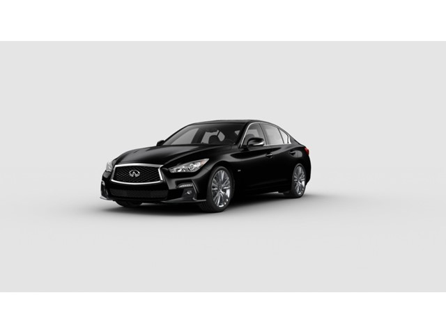 2018 INFINITI Q50 3.0t SPORT 3.0t SPORT AWD Twin Turbo Premium Unleaded V-6 3.0 L/183 [5]