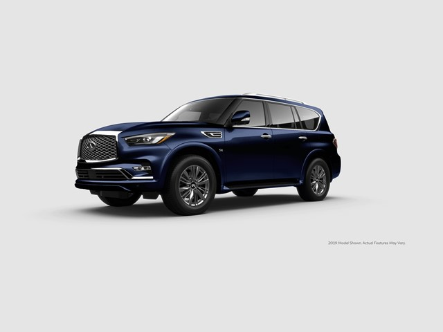 2020 INFINITI QX80 LUXE LUXE AWD Premium Unleaded V-8 5.6 L/339 [5]