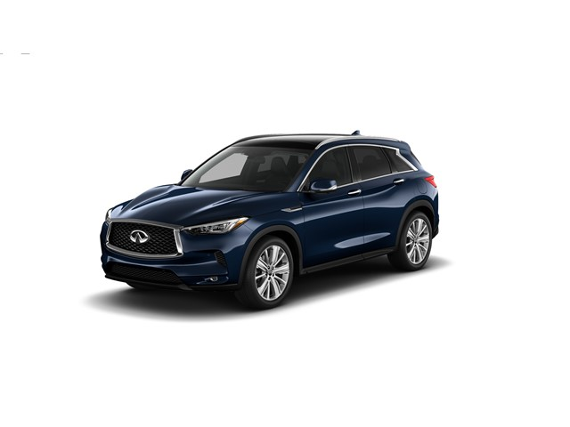 2021 INFINITI QX50 SENSORY SENSORY AWD Intercooled Turbo Premium Unleaded I-4 2.0 L/121 [17]