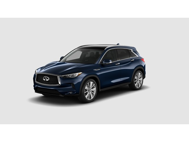 2020 INFINITI QX50 SENSORY SENSORY AWD Intercooled Turbo Premium Unleaded I-4 2.0 L/121 [2]
