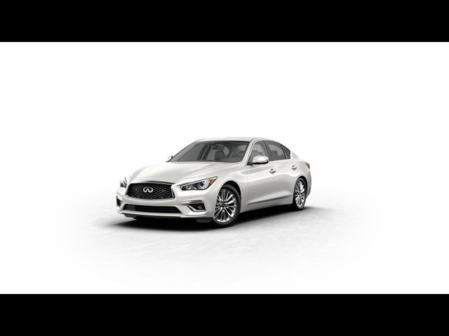 2022 INFINITI Q50 LUXE LUXE RWD Twin Turbo Premium Unleaded V-6 3.0 L/183 [9]