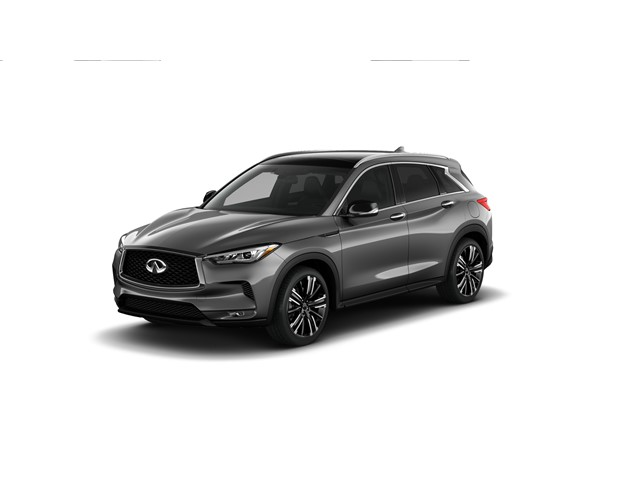 2021 INFINITI QX50 LUXE LUXE FWD Intercooled Turbo Premium Unleaded I-4 2.0 L/121 [18]