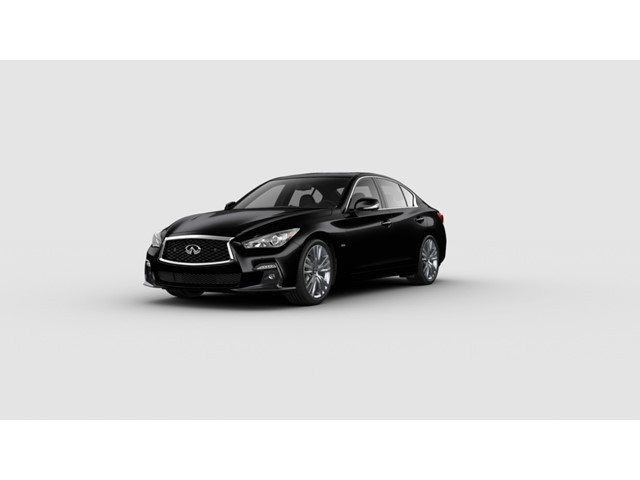 2019 INFINITI Q50 3.0t SPORT 3.0t SPORT AWD Twin Turbo Premium Unleaded V-6 3.0 L/183 [9]