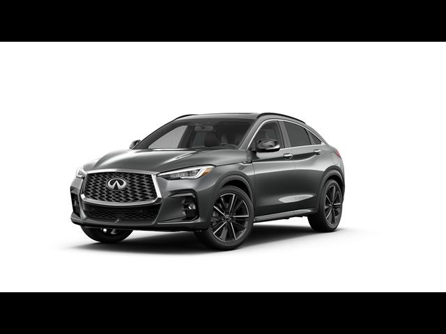 2022 INFINITI QX55 ESSENTIAL ESSENTIAL AWD Intercooled Turbo Premium Unleaded I-4 2.0 L/120 [10]