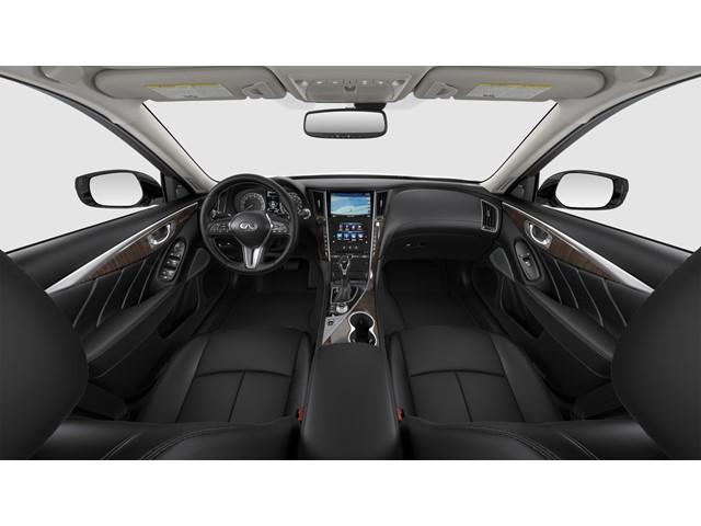 2018 INFINITI Q50 Hybrid LUXE 7
