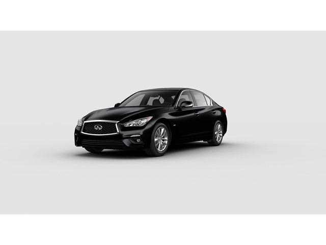 2018 INFINITI Q50 2.0t PURE 2.0t PURE RWD Intercooled Turbo Premium Unleaded I-4 2.0 L/121 [3]