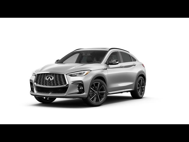 2022 INFINITI QX55 SENSORY SENSORY AWD Intercooled Turbo Premium Unleaded I-4 2.0 L/120 [27]