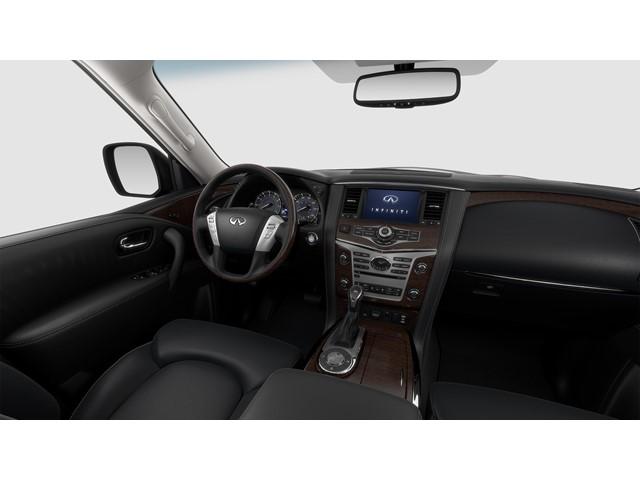 2018 INFINITI QX80 AWD 8
