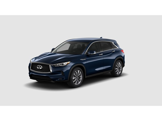 2021 INFINITI QX50 PURE PURE FWD Intercooled Turbo Premium Unleaded I-4 2.0 L/121 [4]