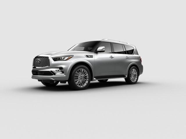 2021 INFINITI QX80 SENSORY SENSORY AWD Premium Unleaded V-8 5.6 L/339 [10]
