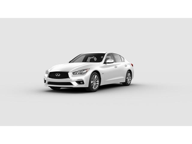 2018 INFINITI Q50 2.0t PURE 2.0t PURE RWD Intercooled Turbo Premium Unleaded I-4 2.0 L/121 [0]