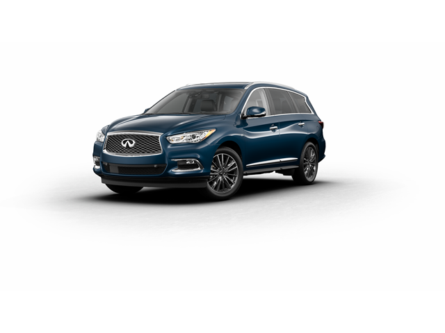 2020 INFINITI QX60 SIGNATURE EDITION SIGNATURE EDITION AWD Premium Unleaded V-6 3.5 L/213 [2]