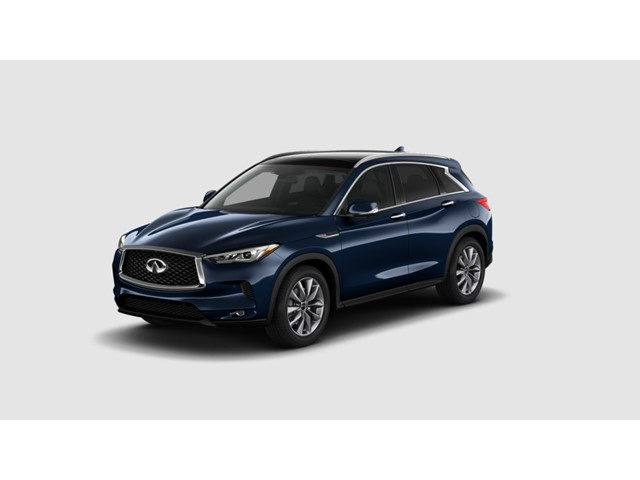 2021 INFINITI QX50 ESSENTIAL ESSENTIAL AWD Intercooled Turbo Premium Unleaded I-4 2.0 L/121 [5]