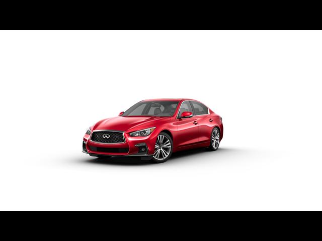 2021 INFINITI Q50 3.0t SENSORY 3.0t SENSORY RWD Twin Turbo Premium Unleaded V-6 3.0 L/183 [13]