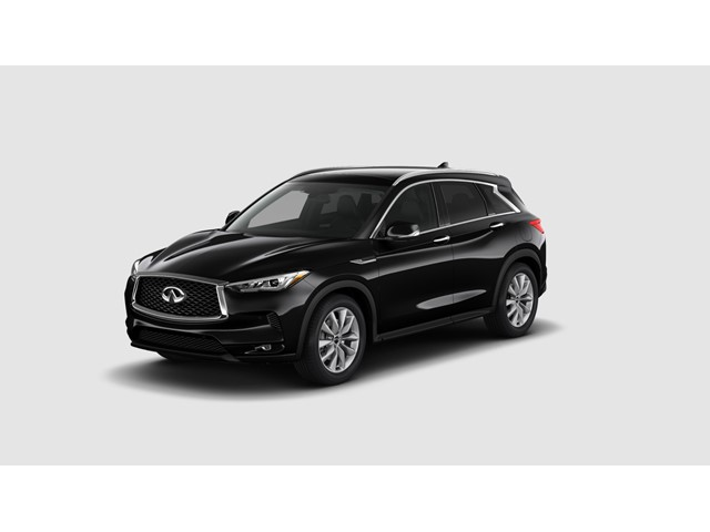 2019 INFINITI QX50 ESSENTIAL ESSENTIAL AWD Intercooled Turbo Premium Unleaded I-4 2.0 L/121 [17]