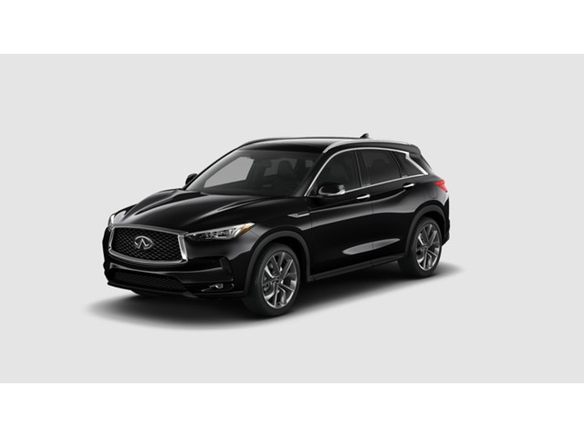 2019 INFINITI QX50 ESSENTIAL ESSENTIAL AWD Intercooled Turbo Premium Unleaded I-4 2.0 L/121 [11]